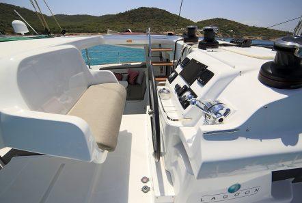 daniella ii catamaran exterior spaces (9) -  Valef Yachts Chartering - 2183