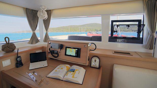 daniella ii catamaran navigation -  Valef Yachts Chartering - 2169