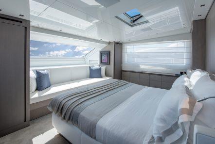 dinaia motor yacht master cabin (1) min -  Valef Yachts Chartering - 1929