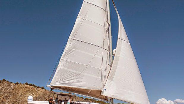 highjinks catamaran exterior (2) -  Valef Yachts Chartering - 2428