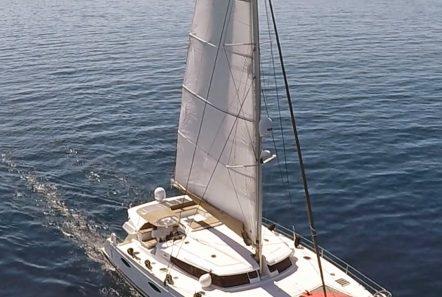 highjinks catamaran exterior (6) -  Valef Yachts Chartering - 2424