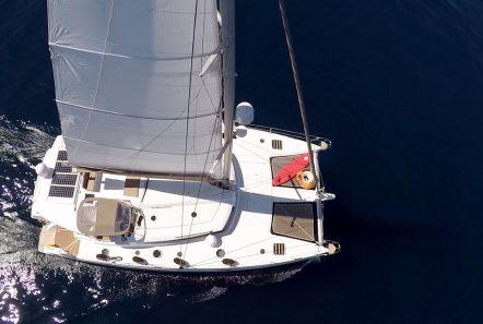 highjinks catamaran exterior (9) -  Valef Yachts Chartering - 2421