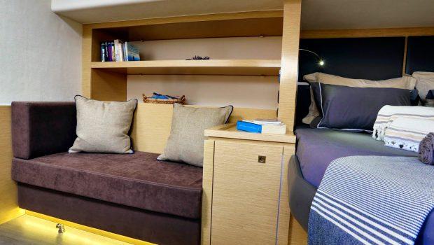 highjinks catamaran owners suite (1) -  Valef Yachts Chartering - 2414