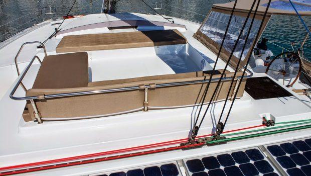 highjinks catamaran sea toys (2) -  Valef Yachts Chartering - 2418