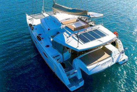 highjinks ii catamaran exteriors (3) min -  Valef Yachts Chartering - 2398