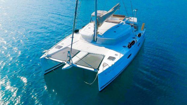 highjinks ii catamaran exteriors (4) min -  Valef Yachts Chartering - 2397