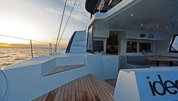 idea catamaran deck (4) min -  Valef Yachts Chartering - 1853