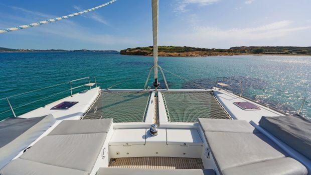 idea catamaran deck (8) min -  Valef Yachts Chartering - 1849