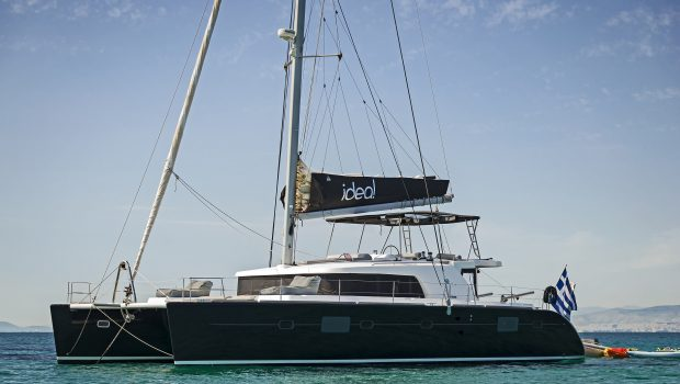 idea catamaran profile (12) min -  Valef Yachts Chartering - 1837