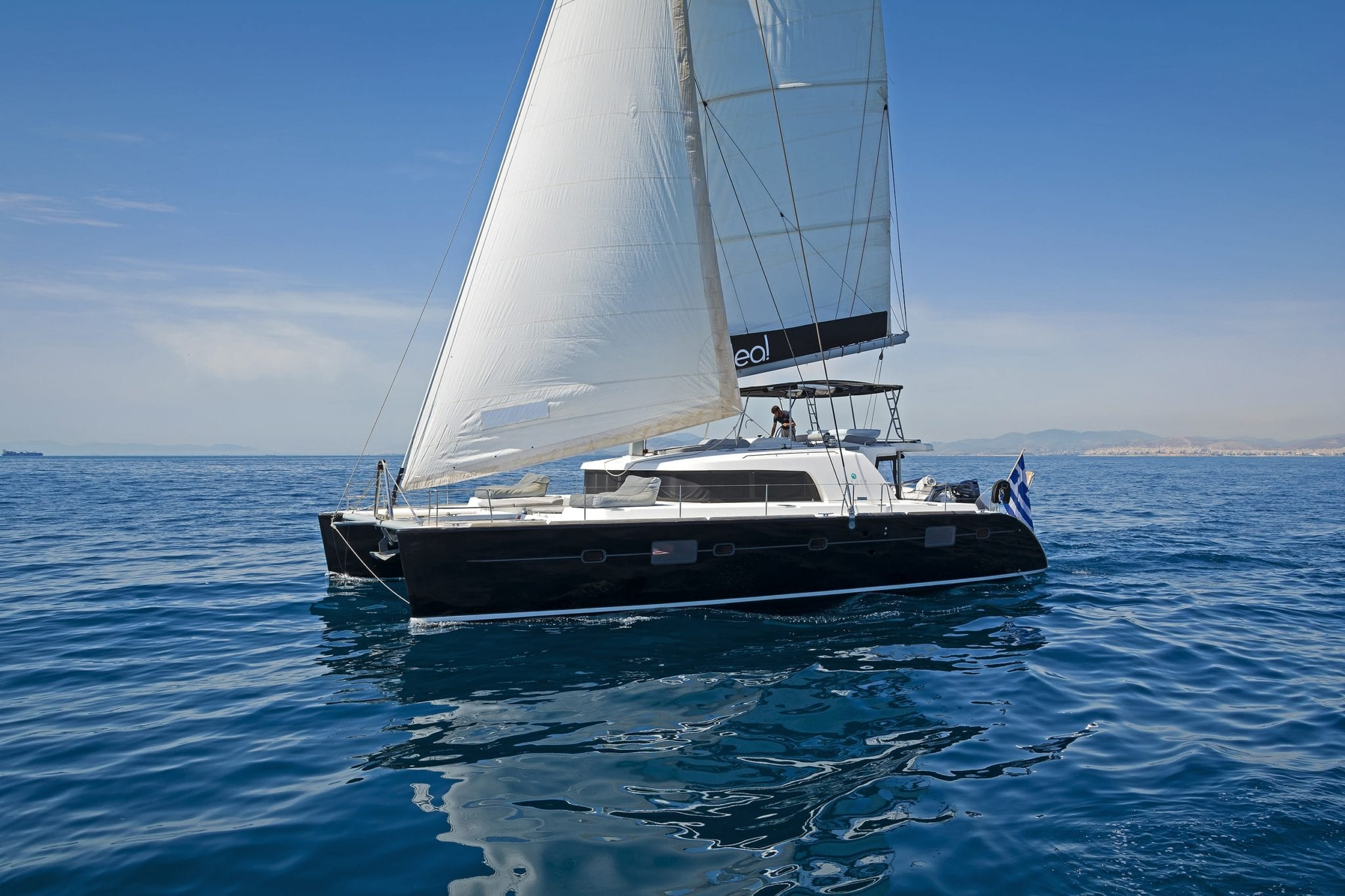 idea catamaran profile (2) min -  Valef Yachts Chartering - 1847