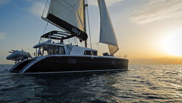 idea catamaran profile (5) min -  Valef Yachts Chartering - 1844