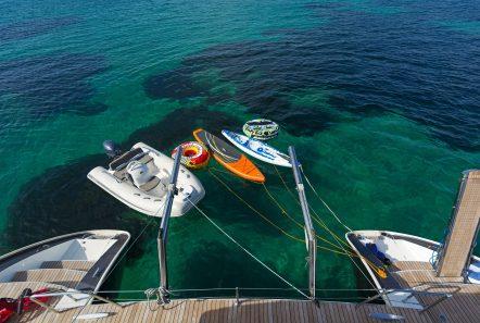 idea catamaran sea toys (2) min -  Valef Yachts Chartering - 1833