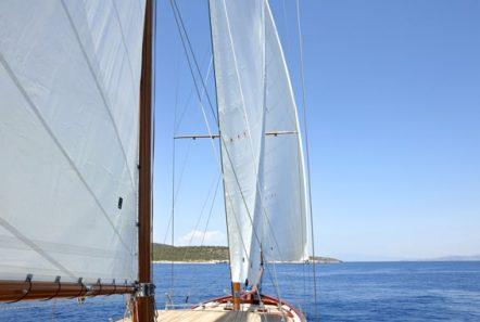 iraklis l motor sailer exterior (10) min -  Valef Yachts Chartering - 1769
