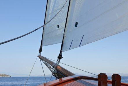 iraklis l motor sailer exterior (9) min -  Valef Yachts Chartering - 1770