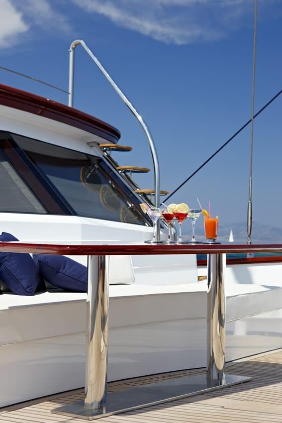 iraklis l motor sailer fore (7) min -  Valef Yachts Chartering - 1762