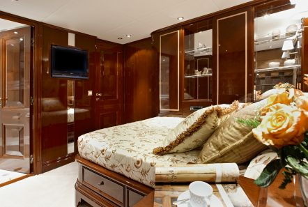 iraklis l motor sailer staterooms (10) min -  Valef Yachts Chartering - 1792