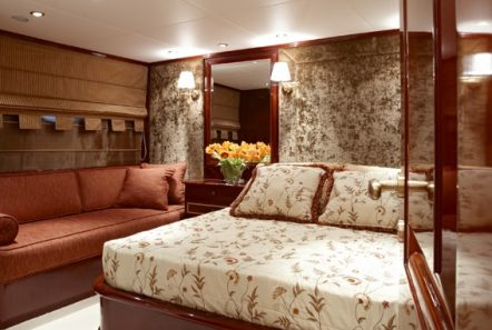 iraklis l motor sailer staterooms (11) min -  Valef Yachts Chartering - 1791