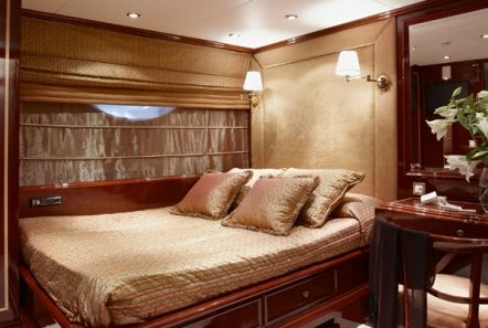 iraklis l motor sailer staterooms (12) min -  Valef Yachts Chartering - 1790