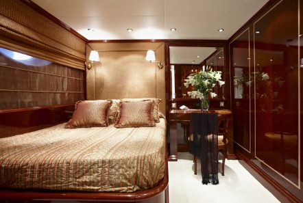 iraklis l motor sailer staterooms (13) min -  Valef Yachts Chartering - 1789