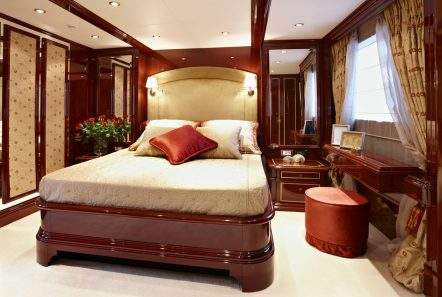 iraklis l motor sailer staterooms (2) min -  Valef Yachts Chartering - 1800