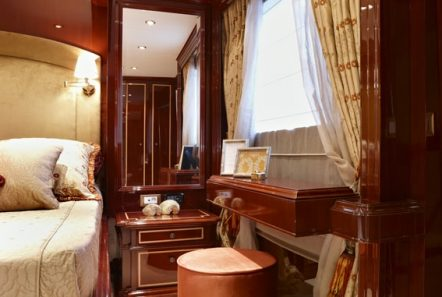 iraklis l motor sailer staterooms (3) min -  Valef Yachts Chartering - 1799