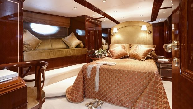 iraklis l motor sailer staterooms (5) min -  Valef Yachts Chartering - 1797