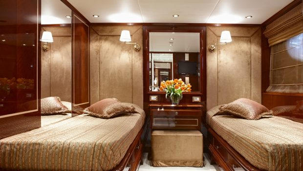 iraklis l motor sailer staterooms (8) min -  Valef Yachts Chartering - 1794