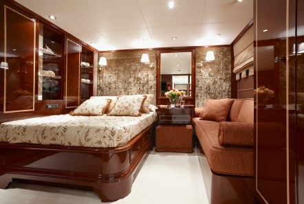 iraklis l motor sailer staterooms (9) min -  Valef Yachts Chartering - 1793