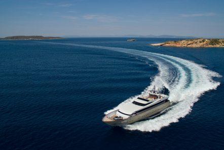 ithaki motor yacht aerial2 min -  Valef Yachts Chartering - 1705