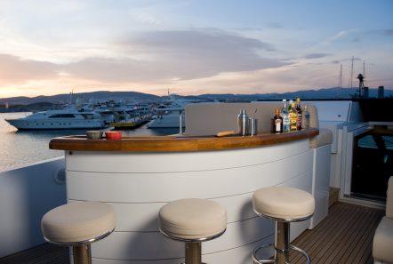 ithaki motor yacht bar min -  Valef Yachts Chartering - 1703