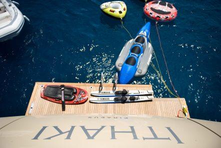 ithaki motor yachtswim platform min -  Valef Yachts Chartering - 1712