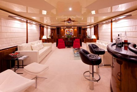 let it be motor yacht bar min -  Valef Yachts Chartering - 2498