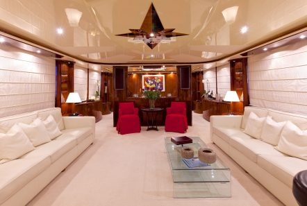 let it be motor yacht salon min -  Valef Yachts Chartering - 2492