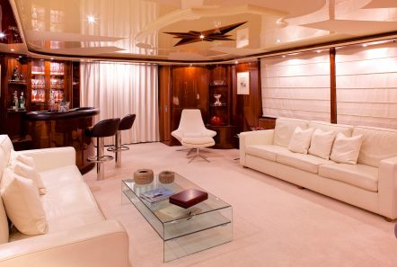 let it be motor yacht salon2 min -  Valef Yachts Chartering - 2493