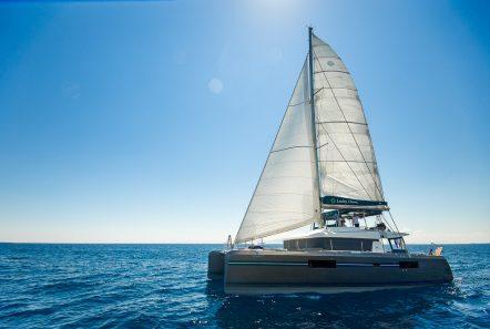 lucky clover catamaran exteriors (1) -  Valef Yachts Chartering - 2485
