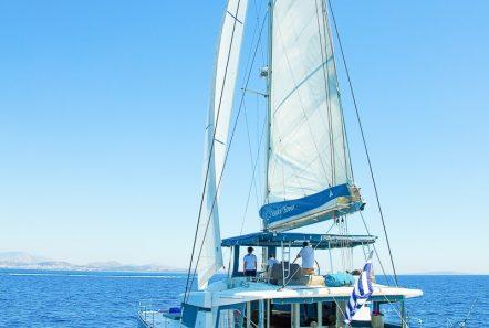 lucky clover catamaran exteriors (4) -  Valef Yachts Chartering - 2482