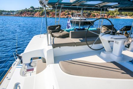lucky clover catamaran fore (5) -  Valef Yachts Chartering - 2477
