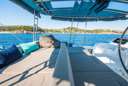 lucky clover catamaran fore (7) -  Valef Yachts Chartering - 2475