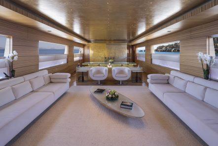mabrouk motor yacht salon   Copy min -  Valef Yachts Chartering - 2500