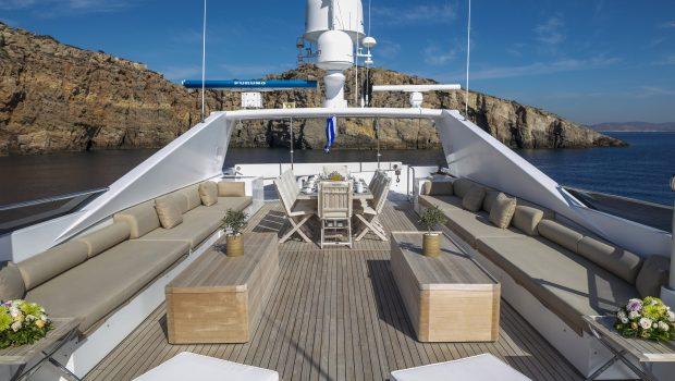 mabrouk motor yacht sundeck   Copy min -  Valef Yachts Chartering - 2513