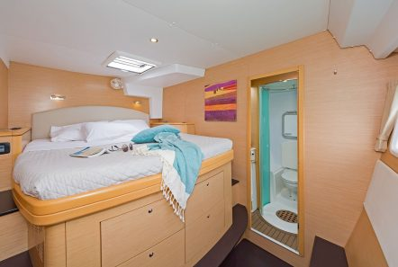 mystique catamaran  cabins (1) min -  Valef Yachts Chartering - 1864