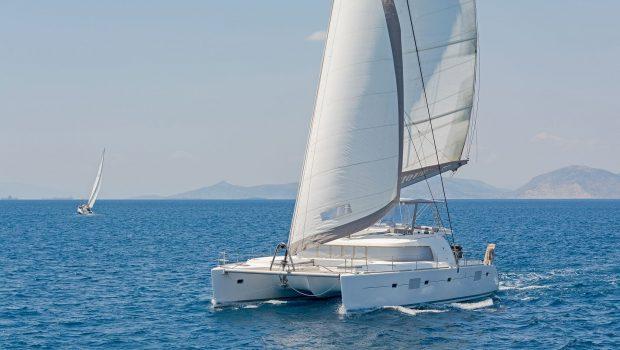 mystique catamaran  profile (2) min -  Valef Yachts Chartering - 1878