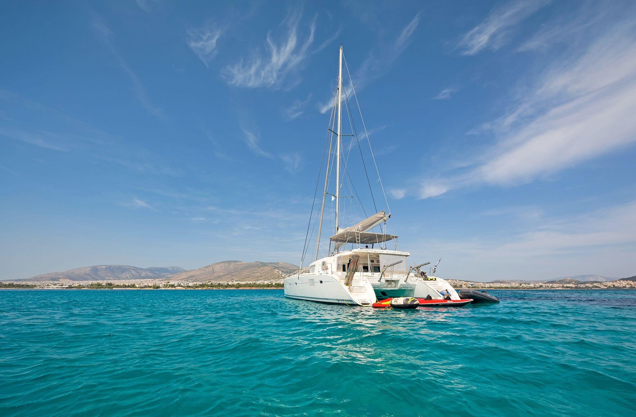 mystique catamaran  profile (4) min -  Valef Yachts Chartering - 1876