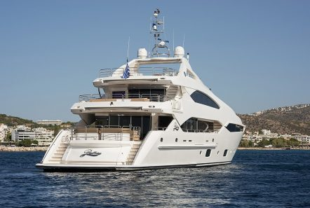 pathos mega yacht aft view (2) min -  Valef Yachts Chartering - 2516