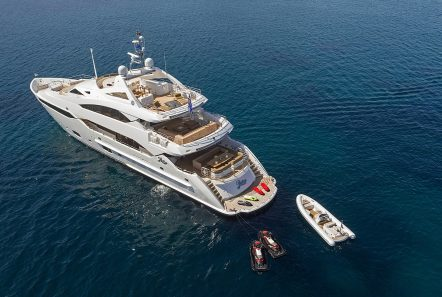 pathos mega yacht aft view (3) min -  Valef Yachts Chartering - 2515