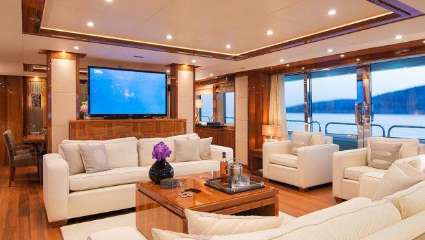 pathos mega yacht salon (1) min -  Valef Yachts Chartering - 2528