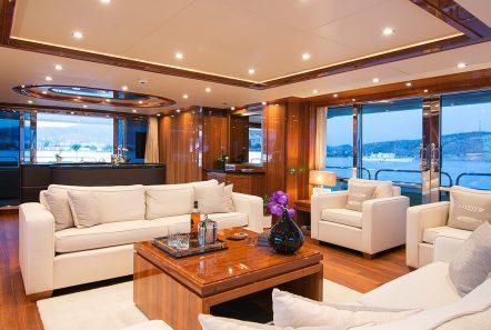 pathos mega yacht salon (2) min -  Valef Yachts Chartering - 2527
