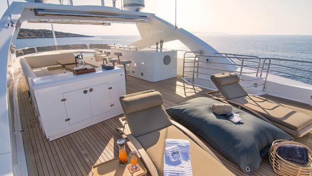 pathos mega yacht sundeck (2) min -  Valef Yachts Chartering - 2523