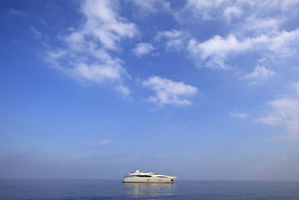 sanjana motor yacht exterior -  Valef Yachts Chartering - 1717