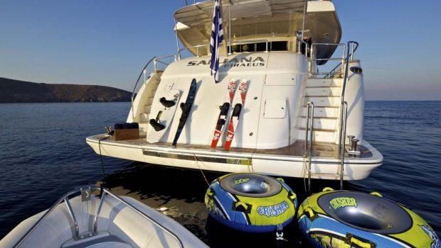 sanjana motor yacht platform -  Valef Yachts Chartering - 1731